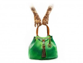 Michael Kors bag illustration by Fashion Artista with Henna India